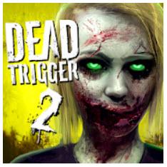 لعبة DEAD TRIGGER 2 – زومبي قناصة البقاء مطلق النار FPS