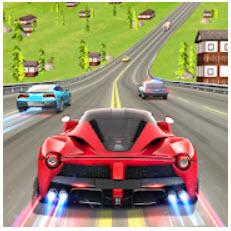 لعبة مجنون سباق لعبه سيارات المرور للاندرويد