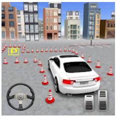 العاب مجانية – حديث سيارة قيادة موقف سيارات