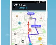 Waze – خرائط و GPS وتنبيهات ازدحام وملاحة مباشرة