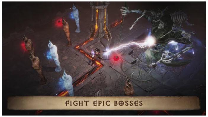 لعبة ديابلو الخالد – Diablo Immortal للاندرويد