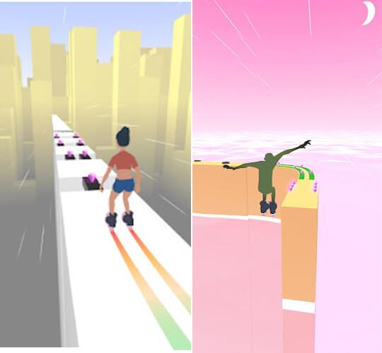 لعبة Sky Roller للاندرويد 2021