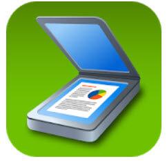 الماسحة الضوئية الواضحة: مسح مجاني لملفات PDF